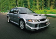mitsubishi lancer evolution vi tommy makinen edition — имени пилота
