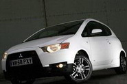 компания mitsubishi представила хэтчбек colt ralliart twr walkinshaw